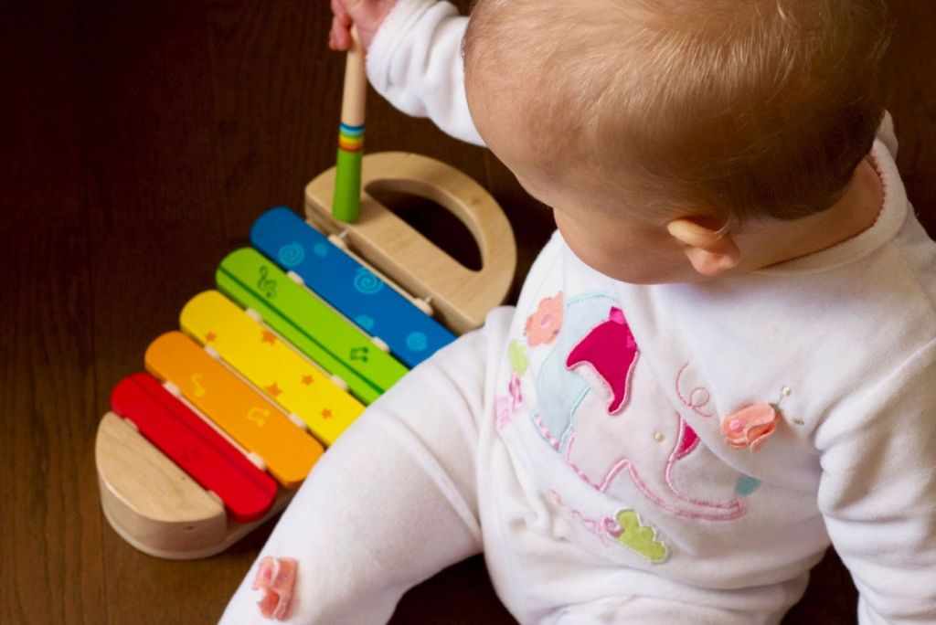 Musikunterricht für Kinder an Musikschulen