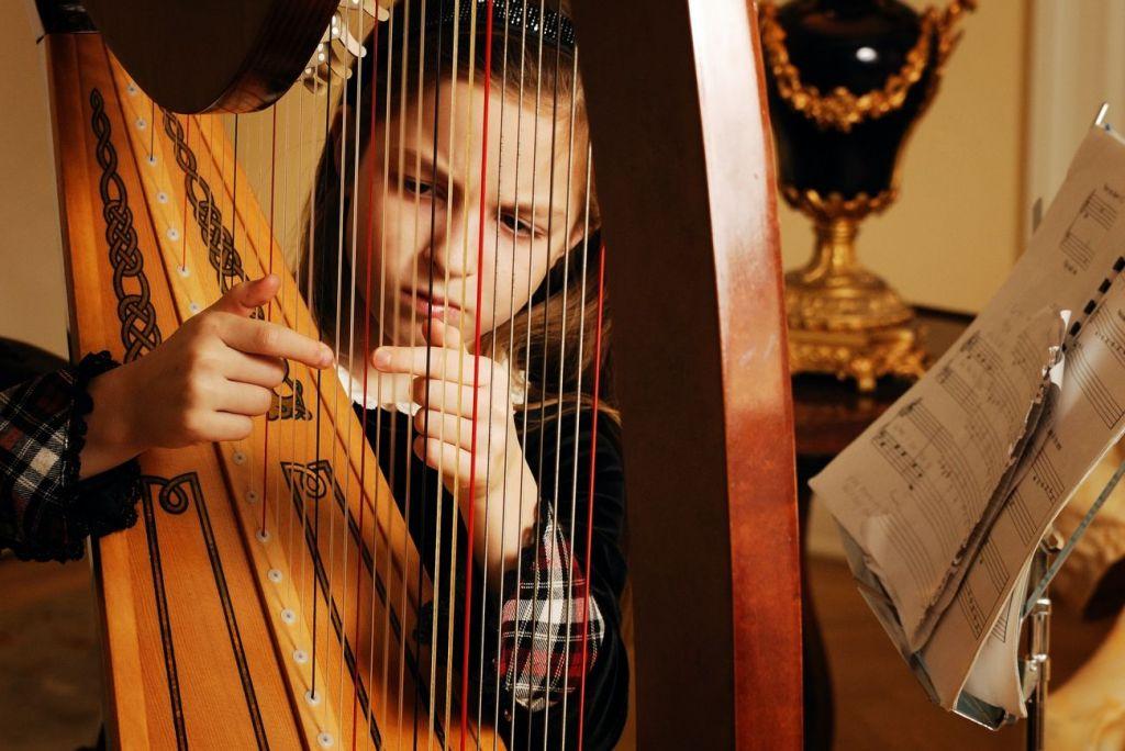 Harfen-Unterricht in Berlin suchen und finden